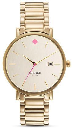 kate spade new york Gramercy Grand Bracelet Watch, 38mm - $225.00