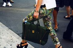 I love everything about this. 3.1 Philip Lim Pashli Satchel bag particularly.
