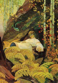 "sharingsuns: ""Mistress of the Copper Mountain"" ... - Old Samovar"