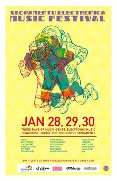Sacramento Electronica Music Festival