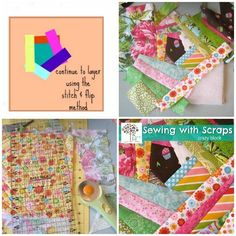 Sewing with scraps easy how to projects | The Sewing Loft