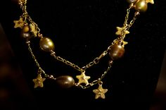 Unique Handcrafted Jewelry - Pearls and Sea Stars
