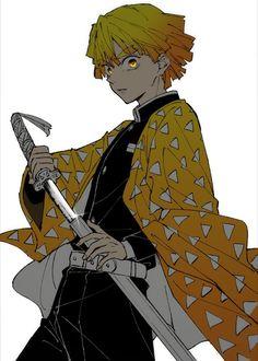 Đọc Truyện 《Kimetsu No Yaiba》Fanart + Doujinshi - Fanart Zenitsu - - Wattpad - Wattpad Manga Anime, Anime Demon, Demon Hunter, Dragon Slayer, Animation, Slayer Anime, Animes Wallpapers, Doujinshi, Kawaii Anime