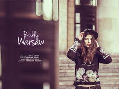 "Rafał Chobot: ""Prickly Warsaw"" http://www.confashionmag.pl/webitorial/prickly-warsaw.html"