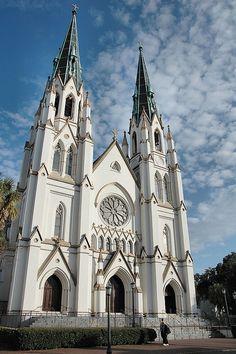 Savannah, GA St John the Baptist Cathedral
