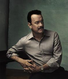 Tom Hanks by Miller Mobley.