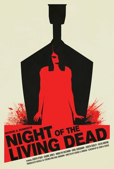 NIght Of The Living Dead by MIchael Metatron Tomes