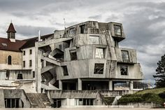 archatlas:        Brutalist Architecture    Roberto Conte     In the last few years, the interest towards brutalism increased a lot, and the overall attitude about this architectural style became less prejudicial.    This interest has been nourished and supported by several information and cultural initiatives focused on brutalism, as different exhibitions or the publication of a number of books and in-depths articles on magazines as well as on daily newspapers. The pictures in this gallery…