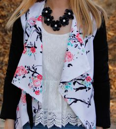 @Target floral moto jacket on The Key To Chic #TargetGoesChic