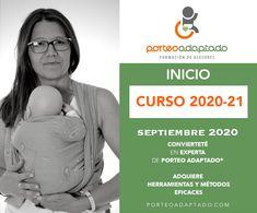 Porteo Adaptado para profesionales Special Needs Children, Babywearing