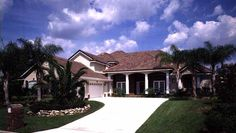Mediterranean House Plan with 3557 Square Feet and 4 Bedrooms from Dream Home Source | House Plan Code DHSW18596