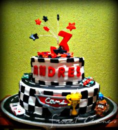 For more check out Annes Pastry Boy Cakes, Cakes For Boys, Cake Pops, Cupcakes, Cars, Sweet, Check, Desserts, Food