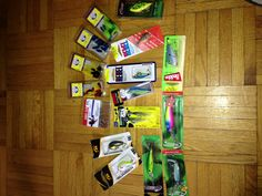 Some favorite lures