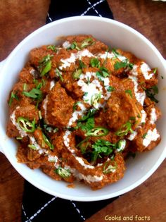 Amritsar chicken curry