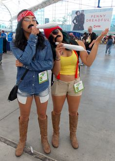 10 of the Best Rule 63 Cosplays Spotted at the 2015 San Diego Comic Con                                                                                                                                                                                 More