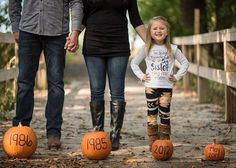 The Stir-40 Perfect Pumpkin Pregnancy Announcements