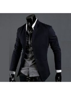 Casual Slim One Button Formal Business Suit
