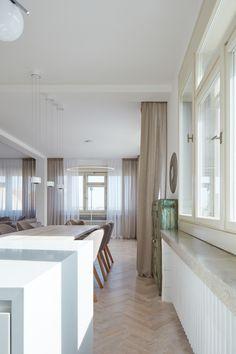 Rekonstrukce bytu na Letné, Jana Hamrová © BoysPlayNice