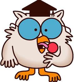 The Tootsie Pop Owl!