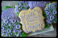 Fight Cancer Cookies