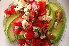 Avocado - Tomaten - Mozzarella - Salat 1