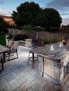 backyard kitchens - Google Search | Pools | Pinterest | Architektur
