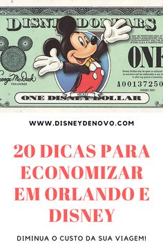 20 tips for saving in Orlando - Trend Villains Disney 2019 Walt Disney Orlando, Miami Orlando, Orlando Travel, Orlando Vacation, Family Vacation Destinations, Downtown Disney, Cruise Vacation, Disney Vacations, Disney Trips