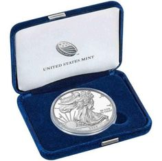 1986-2016 PROOF American Silver Eagle Box//COA Random Dates Coin Collection 1 Oz