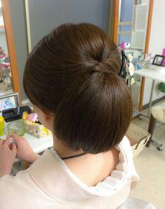 Bun Hairstyles, Wedding Hairstyles, Hair Up Styles, Hair Arrange, Super Hair, Hair Today, Bridal Hair, Hair Clips, Hair Makeup