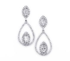 RENT THESE: The Middleton Earrings ...all real diamonds, so gorgeous! I have the discount code too :-) just type in Adornjewelry at checkout to save 10%