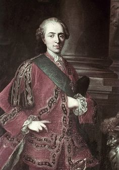 Louis XVI by Martin van Meytens.