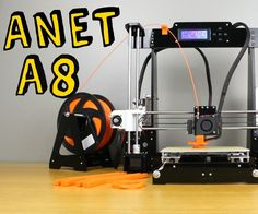 Have you ever thought about buying a 3D printer? But you feel like you may not know enough about the hobby or you really want to purchase one but they are just too expensive? Well this may be the right Instructable for you!In this Instructable I will be introducing you to the Anet A8 DIY 3D printer kit from Gearbest.com. If you have never used a 3D printer before and you are thinking about purchasing one I would highly recommend buying this printer kit for many different reasons. First being…