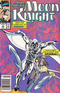 Marc Spector - Moon Knight #12