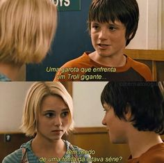 Filme: Ponte para Terabítia (2007) Movies Showing, Movies And Tv Shows, Series Movies, Tv Series, Bridge To Terabithia, Citations Film, Perfect Movie, My Fantasy World, Great Films