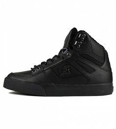 Shoes Teniși DC Spartan High WC SE black 3