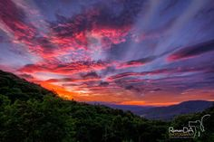 NC Mountain Sunrise #ncmountains @maststore #sunrise #sky #clouds   LOVE sunrises in the NC mountains.  This was taken while I was up there on vacation back in July.  So miss those amazingly quiet and peace-filled mornings.    David  Appyest Place on Earth NC Culture Blue Ridge Parkway Daily Blue Ridge Country Blue Ridge Mountain Life Town of Seven Devils Insights Images & Poetry