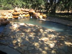 9 Camp sites (each site is fairly private, nestled in the fynbos). Clean and beautifully decorated ablution facilities, serviced daily, electric points; no water at the sites but water can be...
