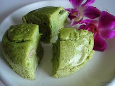 Le cake aux feves (French broad bean savory cake)