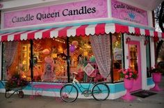 The Candle Queen Candles shop Leavenworth Ks