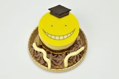 Anime Cake, Anime Scenery Wallpaper, Anime Merchandise, All Anime, Fun Desserts, Cake Designs, Cupcake Cakes, Birthday Cake, Kawaii