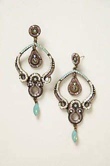 Curacao Earrings - anthropologie.com
