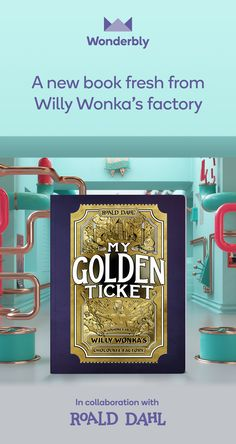 Send a child on their own glorious adventure through Willy Wonka's chocolate factory. This super-personalized gift book even includes an Oompa Loompa song, all about them! Who will you take on the tour of a lifetime?