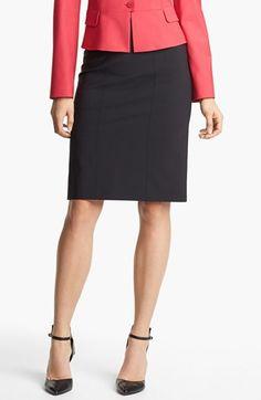 BOSS Black 'Vilisa' Skirt available at #Nordstrom