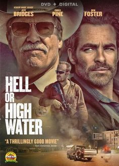 Rent Hell or High Water starring Jeff Bridges and Chris Pine on DVD and Blu-ray. Get unlimited DVD Movies & TV Shows delivered to your door with no late fees, ever. Drama Movies, Hd Movies, Movies To Watch, Movies Online, Movies And Tv Shows, Movie Tv, Suspense Movies, 2017 Movies, Movie Blog