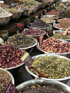 Tea Market
