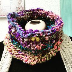 Halsschmeichler Art yarn