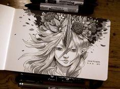 ArtStation - Inktober 2015 complete !, Xavier Collette