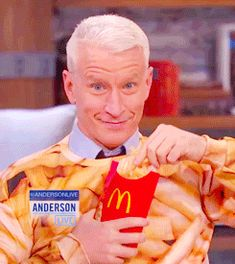 You own this shirt. | 19 Signs You Take French Fries Very Seriously