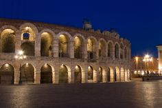 Why not see an Italian opera... in a 2,000-year-old ancient amphitheater? In Verona, Italy, you can! Opera season kicks off this June. Click to find out more! www.walksofitaly.com