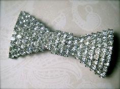 Vintage Glamorous Lady Gaga Inspired Rhinestone by lovelyeverafter, $34.00